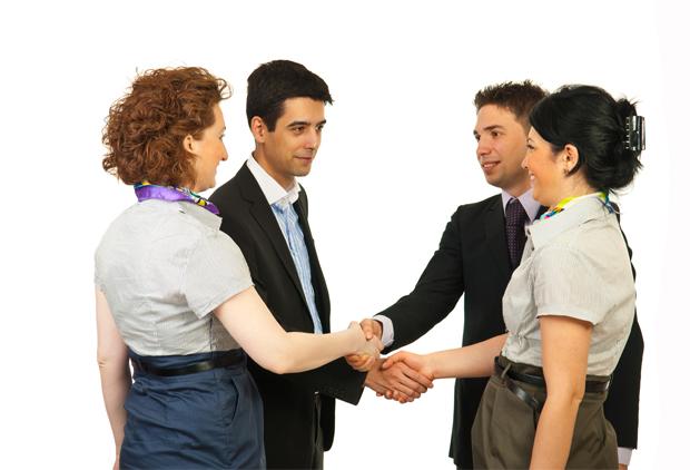 этикет при знакомстве мужчины и женщины